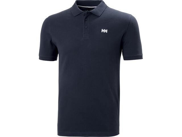 Helly Hansen Transat Poloshirt Heren, blauw